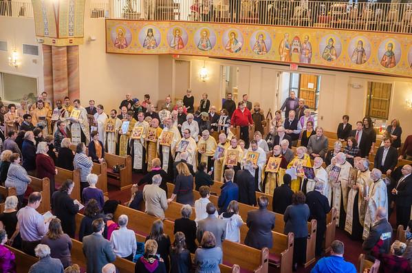 Pan-Orthodox Vespers 2017