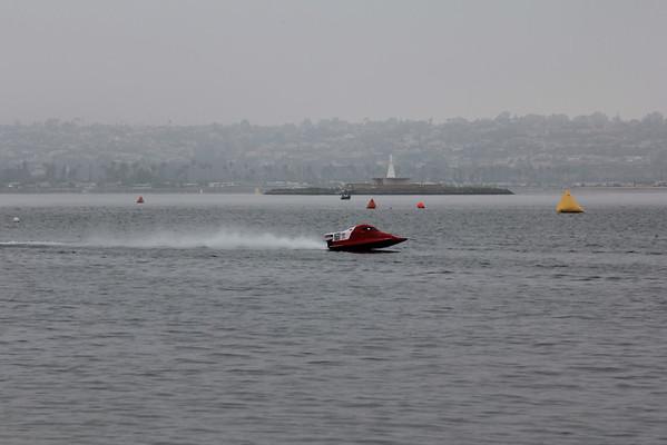 Bayfair 2013 Hydroplanes Saturday