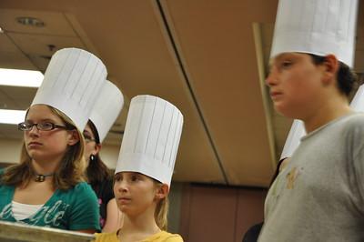 Teen Chefs, Summer 2010