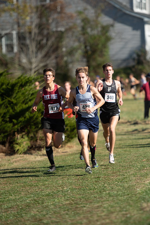 2019.11.06 Cross Country: Region 5C Championships