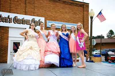Canal Days Pageant 2015