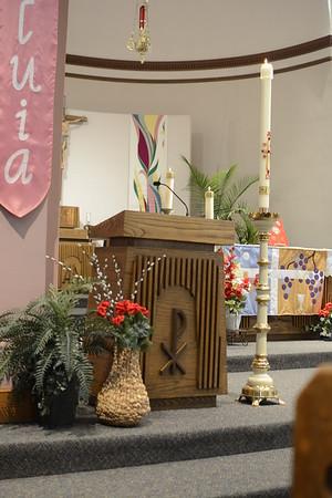 MCS First Communion