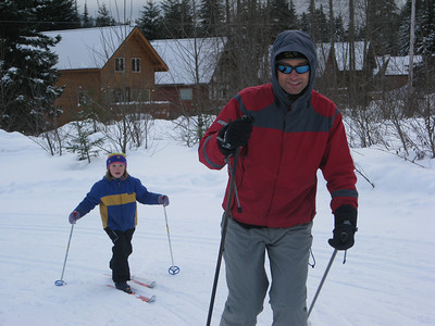 Outdoors for All On Snows 2010