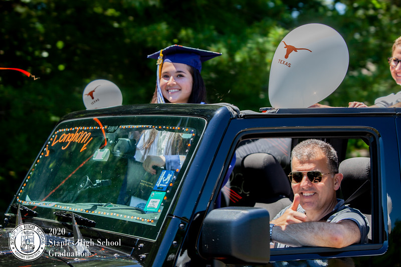 Dylan Goodman Photography - Staples High School Graduation 2020-333.jpg