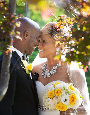 Yolanda and  Charoscar Wedding