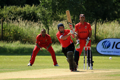 Selection of ICC action at Horsham CC
