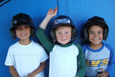 Baseball Practice (25 Aug 2006)