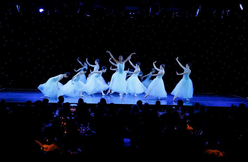 2019 Los Angeles Ballet Gala, Beverly Hills, America - 11 April 2019