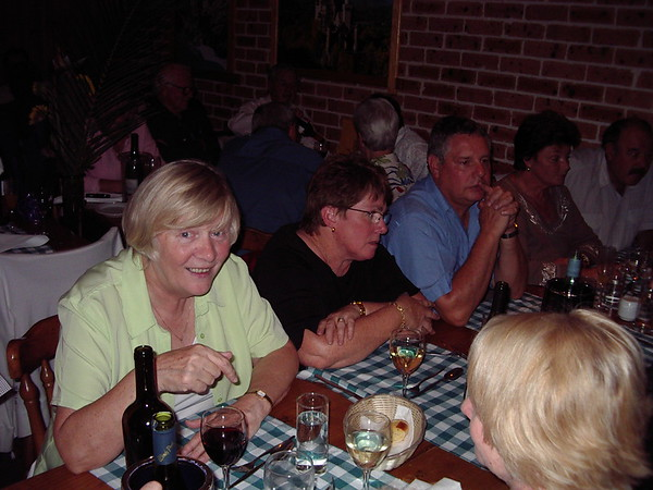 2005 March Dinner