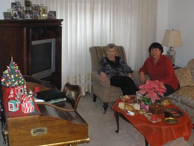 Mom's Christmas 2011