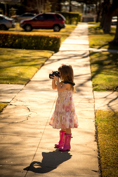 Tiny Photographer