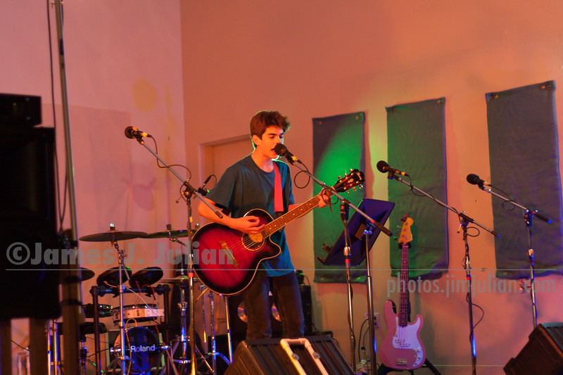 Matt DeMarco at Ringwood Live