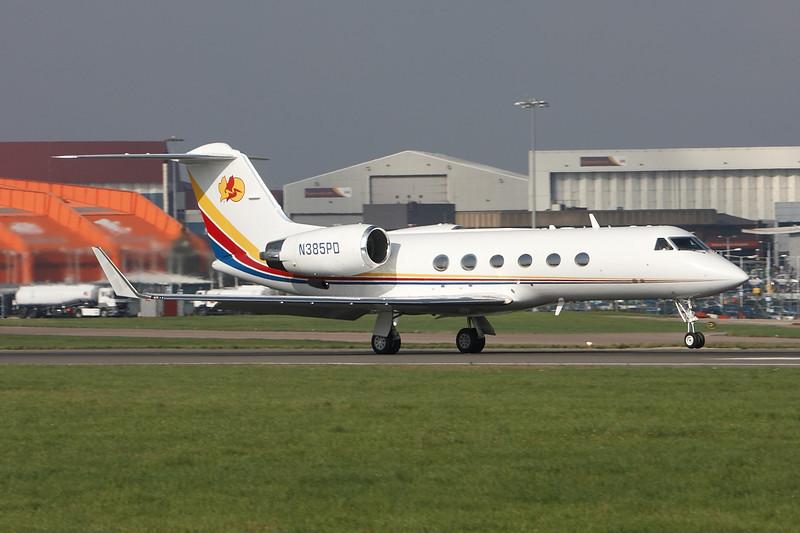 Grumman Gulfstream G-IV cn 1088 N385PD Pelican Developments