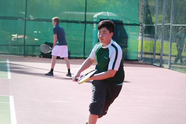 Tennis vs Catlin Gable