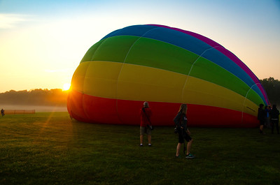 2018 Festival of Ballooning