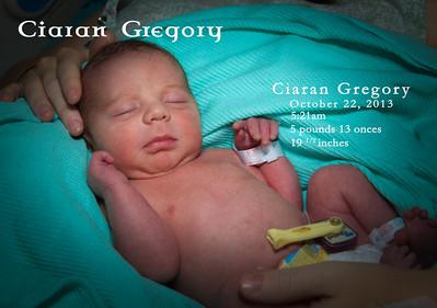 Ciaran Gregory Klingele