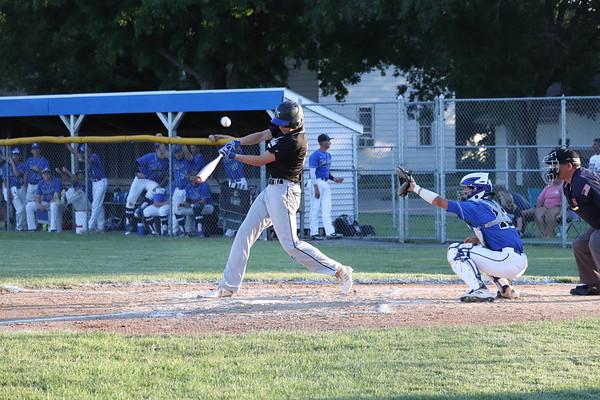 BHRV baseball versus West Lyon 7-11-19