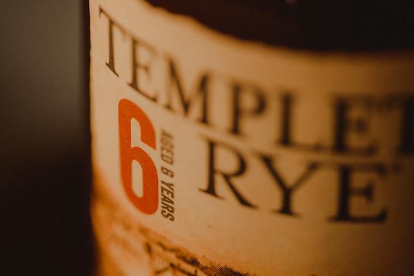 Templeton Rye Social Media Rebrand