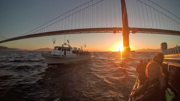 Golden Gate Bridge 2016 SUPcam