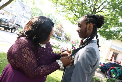MAY 26TH 2016: KIYAH'S AND LINDEN HIGH SCHOOL PROM AND SHOWCASE