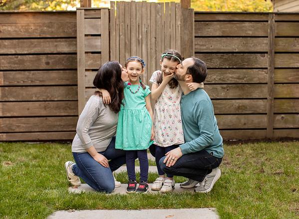 Vaughn Family 2020