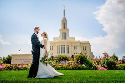 GrandPre Wedding Day