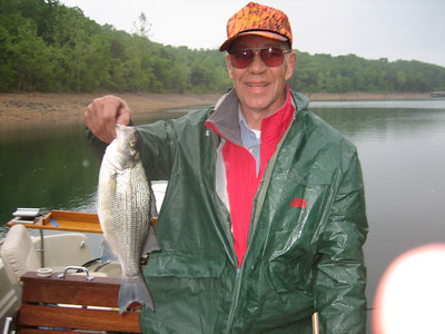 BRANSON FISHING TRIP APRIL 23-30, 2006