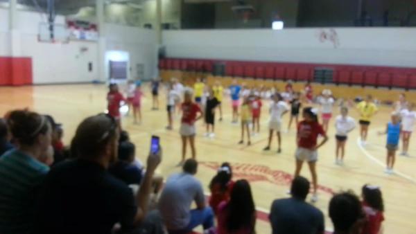 sydney cheer camp 2013