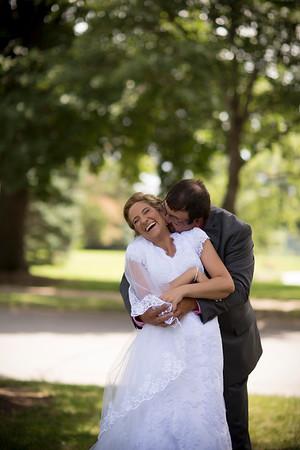 Jenn and Mike's Wedding