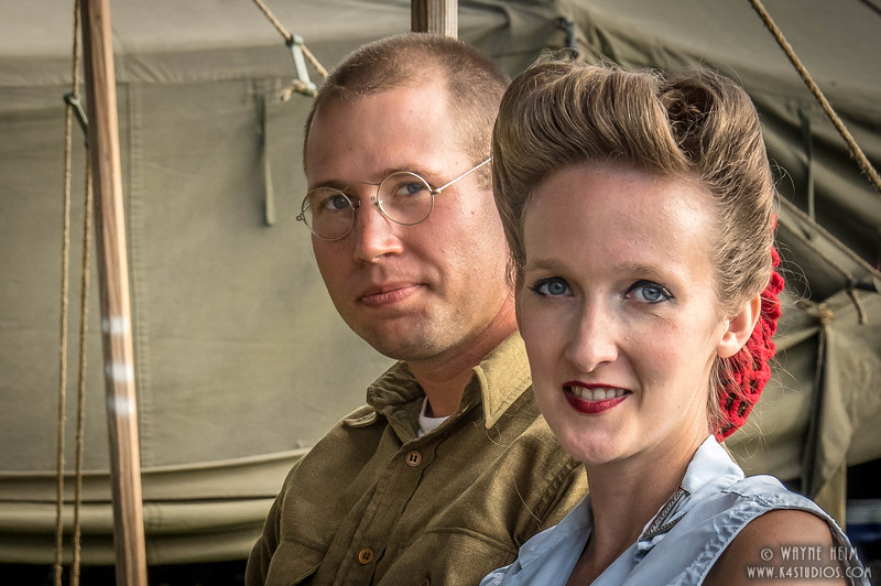 Couple Portrait   Photography by Wayne Heim
