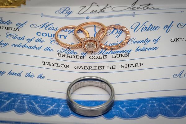 Taylor & Braden Wedding
