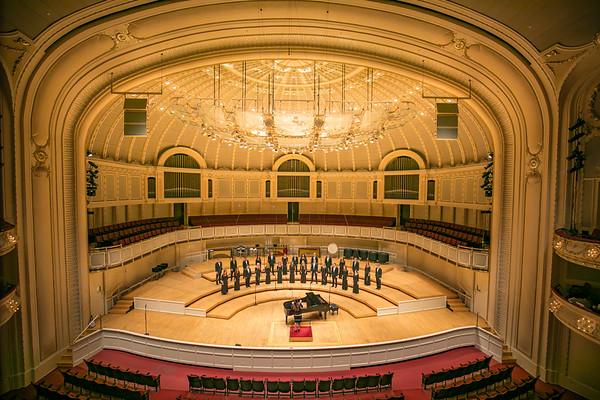 1. Hendersonville High School Select Chamber Choir