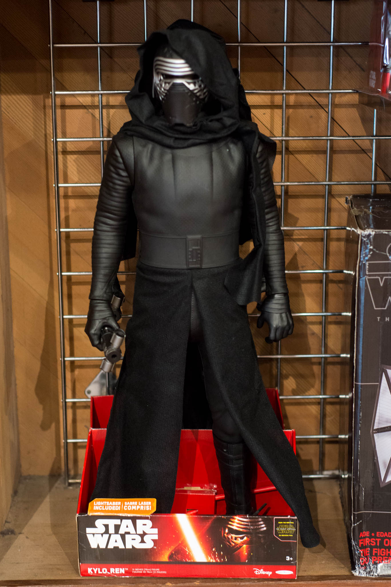 Disney's Hollywood Studios - Ren Figure