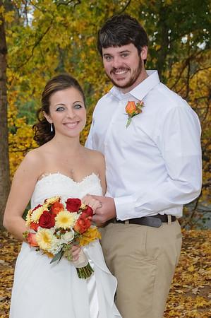 JESSIE AND BRANDON HEATH WEDDING 10-28-12