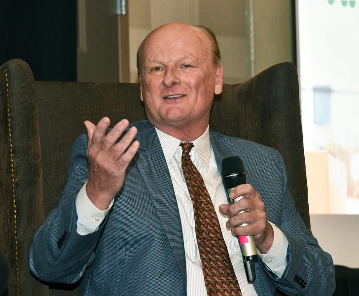 panelist Steve Powers, vice president at Nigro Cos.