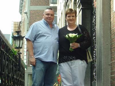 Huwelijk Renate & Johan 11-8-2006