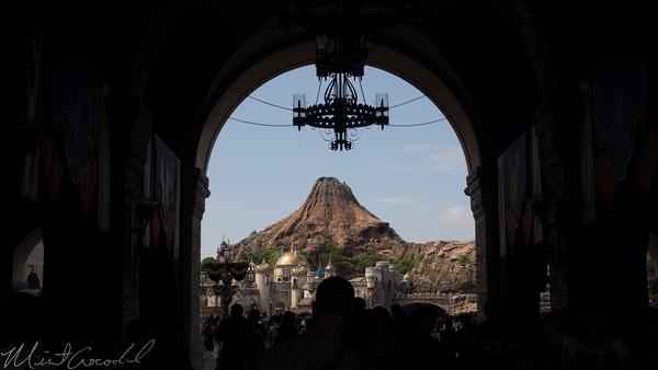 Disneyland Resort, Tokyo Disneyland, Tokyo Disney Sea, Tokyo Disney Resort, Tokyo DisneySea, Tokyo, Disney, Mediterranean Harbor, Hotel MiraCosta, Mount Prometheus