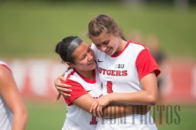 Rutgers Women v UMass 08-30-2015