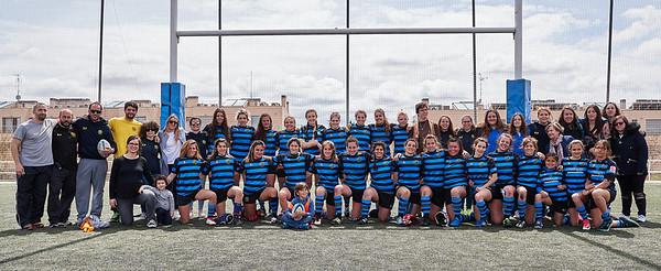 15 Apr 2018 Fase de Ascenso a División Honor Femenina, Jornada 1