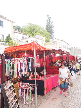 July 30 Obidos Nazare Porto