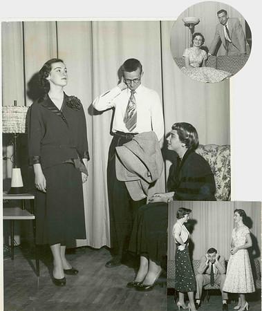 The Rehearsal, 1955