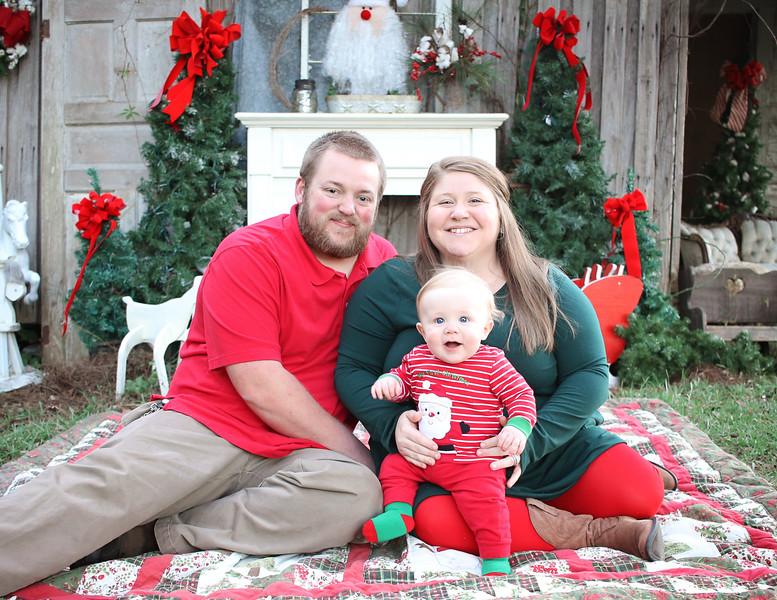 Underwood's- Gunner's 1st Christmas
