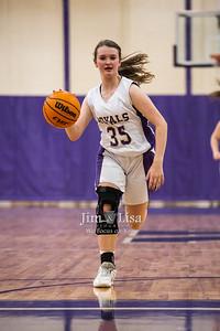 Basketball (JH Girls) vs Destiny, January 28