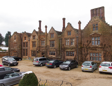 Seckford Hall, England, March 2013