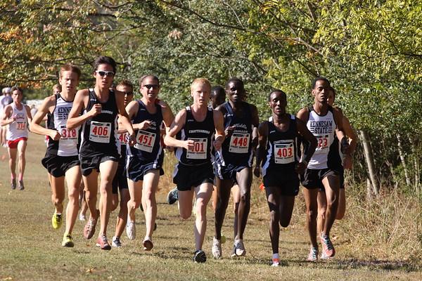 2010 Front Runner Invitational Cross Country - Men