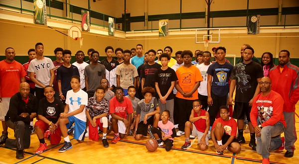 LDAC Kappa League Basketball Games  - 02/20/16