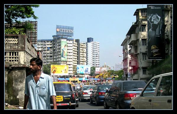 2003. India