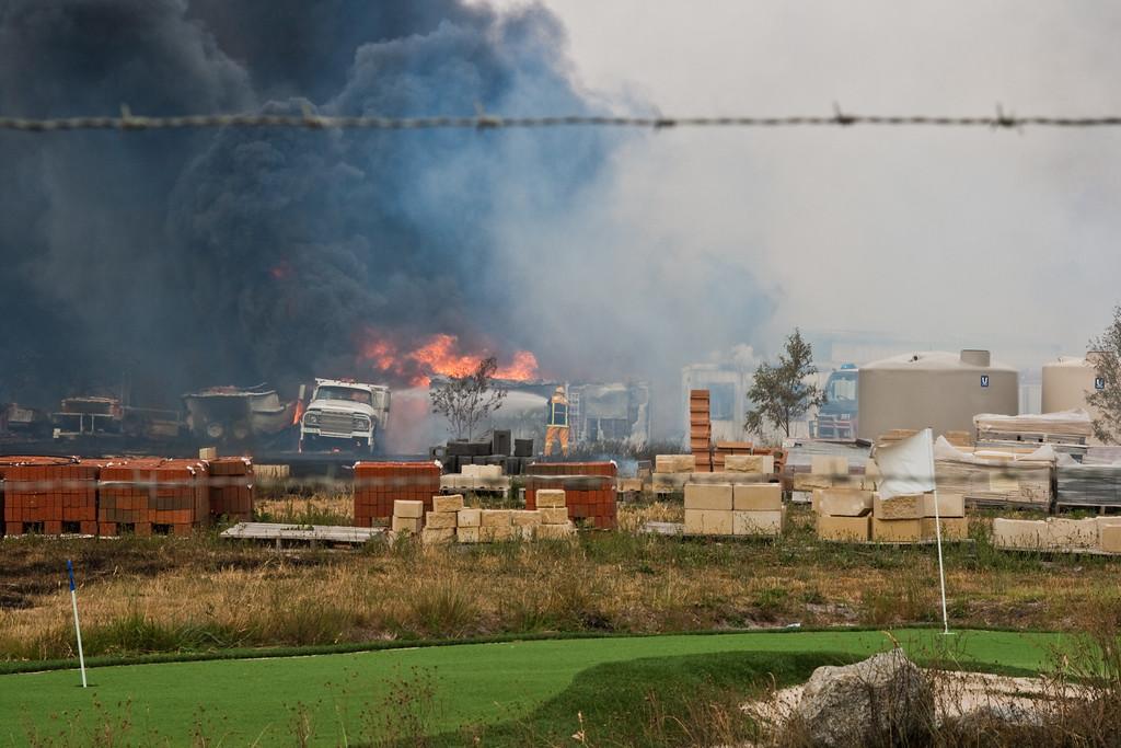Cranbourne North Fire-0233