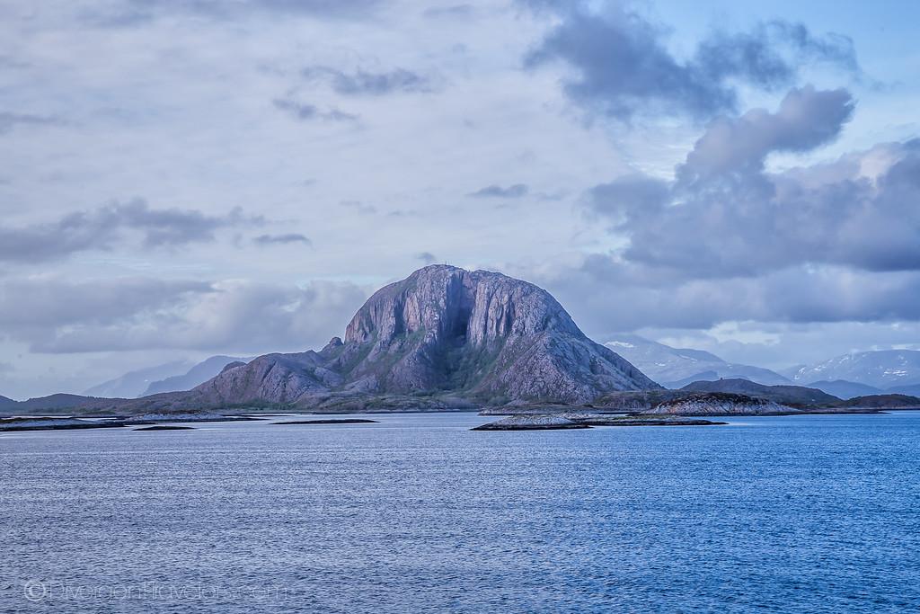 Norway photos - Torghatten - Lina Stock