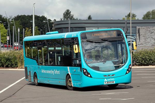 9th August 2021: Telford and Shrewsbury